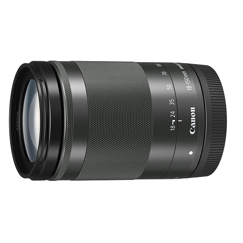 CANON EF-M 18-150mm F3.5-6.3 IS STM 高倍率ズームレンズ