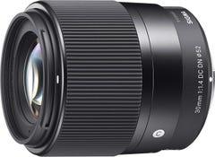 SIGMA 30mm F1.4 DC DN (CANON EF-Mマウント用) 302719