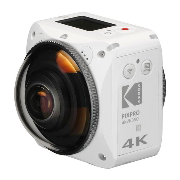 コダック 360度アクションカメラ PIXPRO 4KVR360