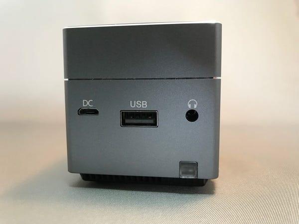 Felicross  Pico Cube A (ピコキューブ エース)  モバイルプロジェクター バインダースクリーンセット