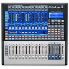 PreSonus StudioLive 16.0.2 USB デジタルミキサー