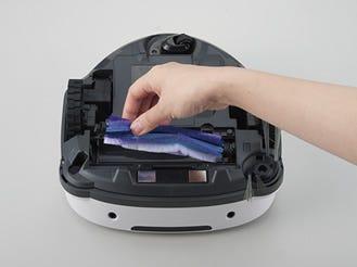 パナソニック ロボット掃除機 RULO mini (ルーロ) ホワイト MC-RSC10-W