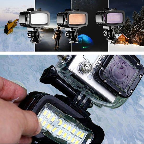 LPL LEDライト ウォーターアクション VL-580C