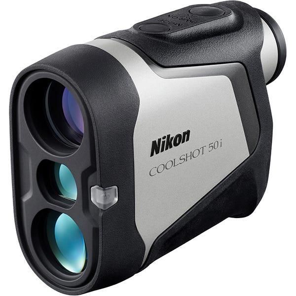 Nikon クールショット ゴルフ用レーザー距離計 COOLSHOT 50i