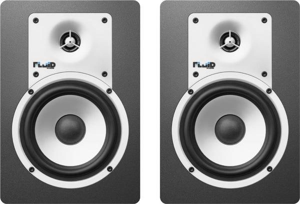 Fluid Audio C5 スタジオモニター ペア
