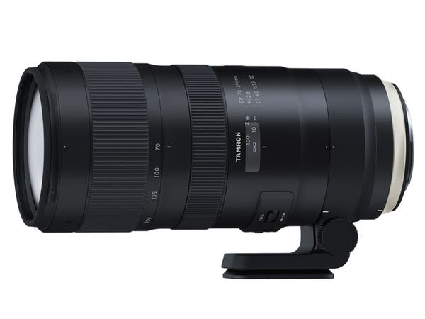 TAMRON SP 70-200mm F/2.8 Di VC USD G2 (Model A025) 望遠ズームレンズ (CANON EFマウント用)