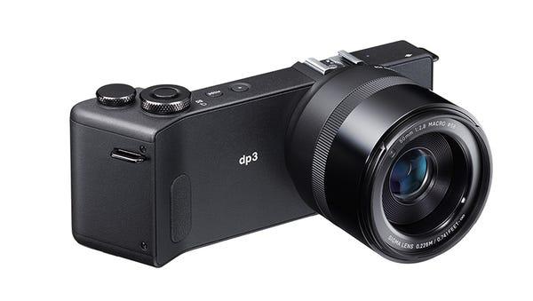 SIGMA dp3 Quattro 単焦点レンズ固定式 デジタルカメラ