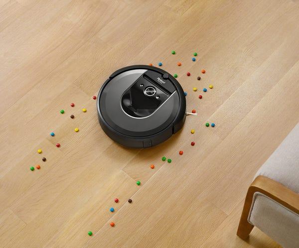ロボット掃除機 ルンバ i7 アイロボット公式 [ロボットスマートプラン+] おためし2週間コース