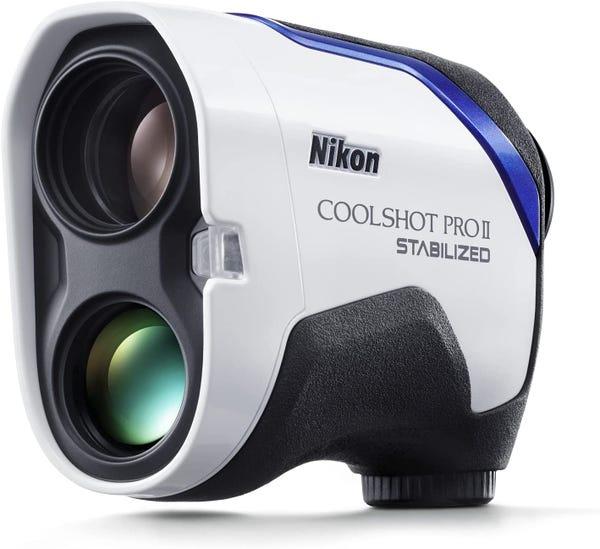 Nikon クールショット ゴルフ用レーザー距離計 COOLSHOT PROII STABILIZED LCSPRO2
