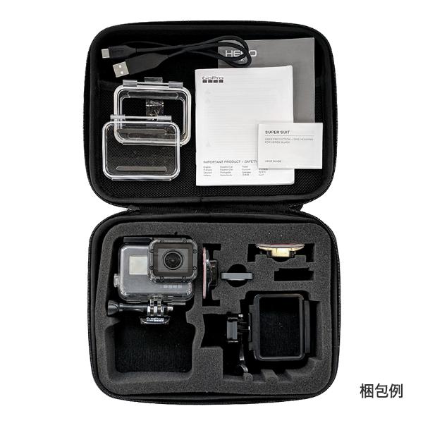 GoPro HERO5 Black 定番のマウントセット(フロートグリップ)