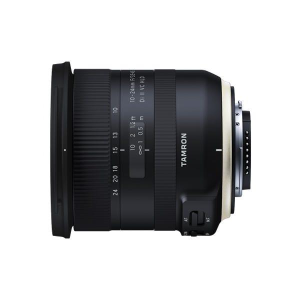 TAMRON 10-24mm F/3.5-4.5 Di II VC HLD Model B023 広角ズームレンズ (NIKON Fマウント)