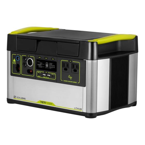 GOAL ZERO YETI 1000X 120V power station ポータブル電源