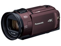 Panasonic デジタル4Kビデオカメラ HC-WX2M-T [4K PREMIUM]