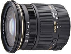 SIGMA 17-50mm F2.8 EX DC OS HSM 標準ズームレンズ  (CANON EFマウント) 583545