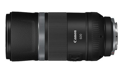 CANON RF600mm F11 IS STM 単焦点レンズ