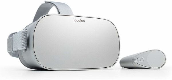 VR Oculus Go (32GB) +「東京クロノス」スタートキット