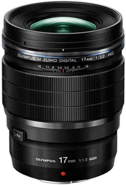 OLYMPUS M.ZUIKO DIGITAL ED 17mm F1.2 PRO  単焦点レンズ