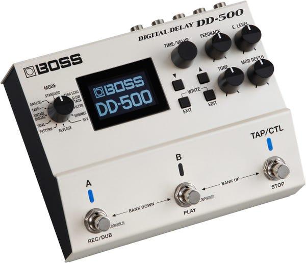 BOSS Digital Delay DD-500