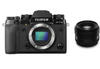 FUJIFILM X-T2 XF35mmF1.4 R 単焦点レンズセット ミラーレス一眼 [レンティオおすすめセット]