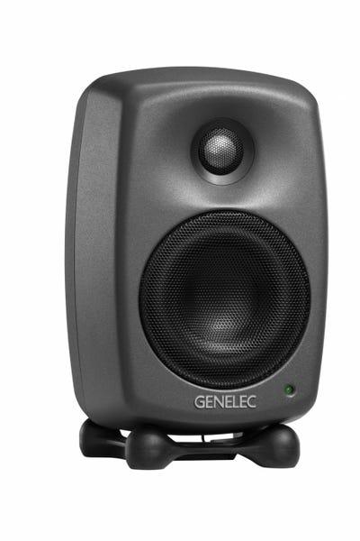 GENELEC 8320APM SAM™ スタジオ・モニター 2個セット ダーク・グレー