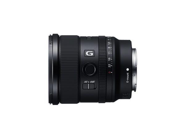 SONY FE 20mm F1.8 G SEL20F18G 単焦点レンズ