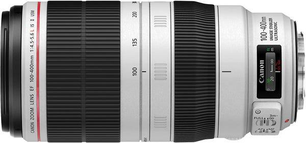 CANON EF100-400mm F4.5-5.6L IS II USM 望遠ズームレンズ