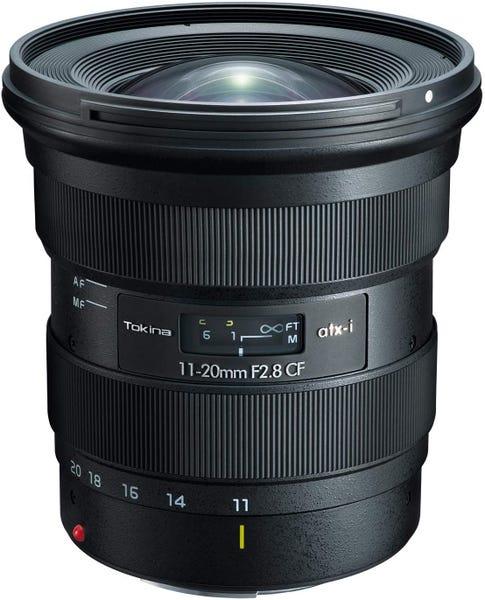 Tokina atx-i 11-20mm F2.8 CF 広角ズームレンズ (CANON EFマウント用)