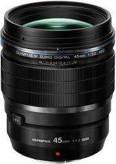 OLYMPUS M.ZUIKO DIGITAL ED 45mm F1.2 PRO  単焦点レンズ