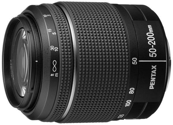 smc PENTAX DA-L 50-200mm F4-5.6ED WR 望遠ズームレンズ