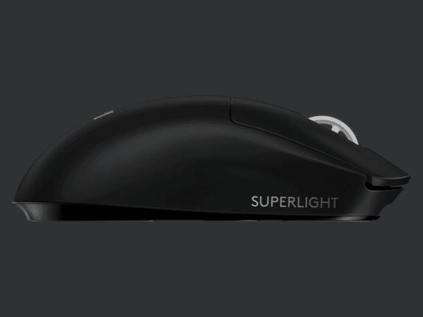 ロジクール ゲーミングマウス PRO X SUPERLIGHT  G-PPD-003WL-BK