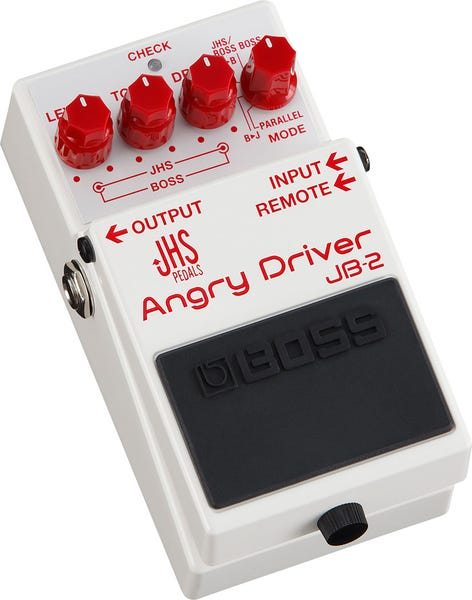 BOSS Angry Driver JB-2