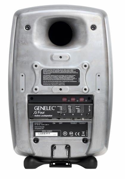 [新品] GENELEC G Four アクティブ・スピーカー 2個セット RAWフィニッシュ