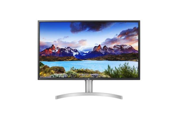 LG PCモニター ディスプレイ  32UL750-W 31.5インチ 4Kモニター