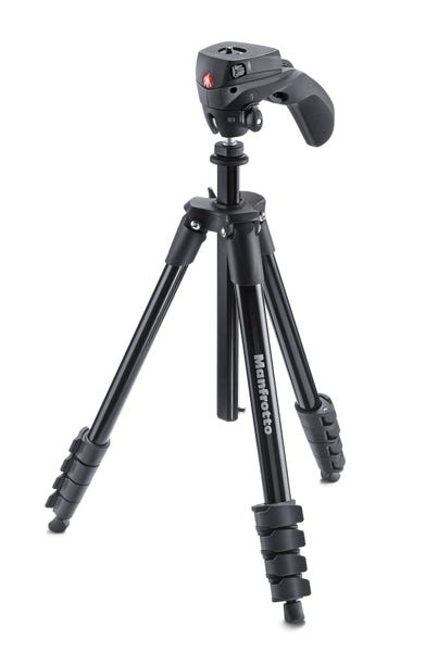 manfrotto COMPACTアクション三脚 フォト・ムービーキット