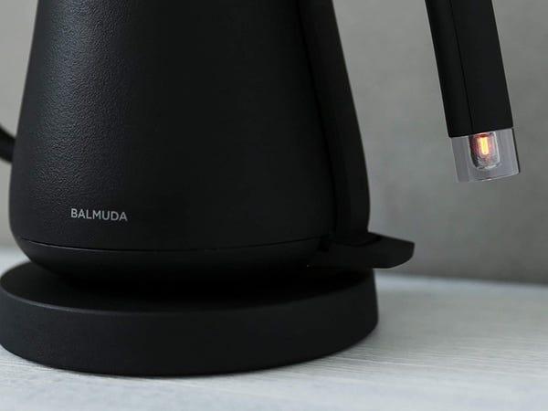 BALUMUDA バルミューダ 電気ケトル  The Pot K02A ブラック