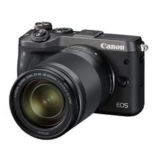 CANON EOS M6 EF-M18-150mmレンズキット(ブラック) ミラーレス一眼
