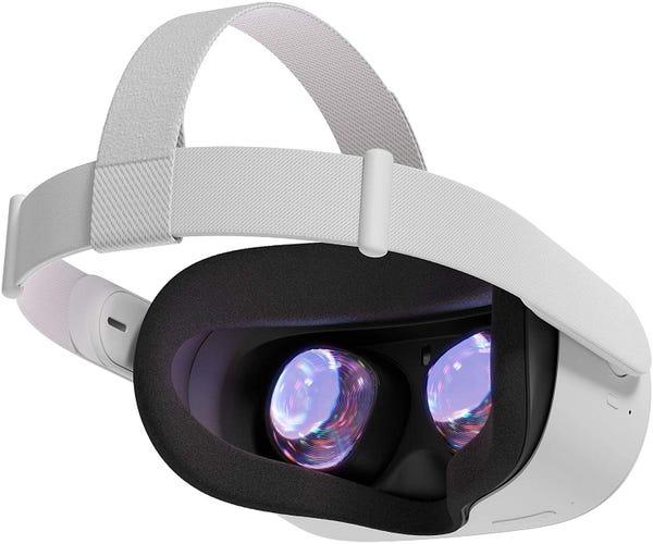 Oculus Quest 2 完全ワイヤレスオールインワンVRヘッドセット 64GB