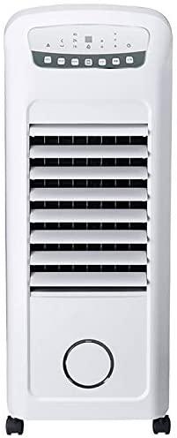 スリーアップ 加湿機能付温冷風扇 ヒート&クール HC-T2102WH 容量5.5L