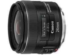 CANON EF 24mm F2.8 IS USM 単焦点レンズ