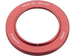 OLYMPUS ステップアップリング(52-67mm) PSUR-03