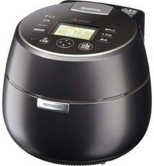 [新品]三菱 本炭釜 KAMADO NJ-AWA10 炊飯器 ブラック 1L/5.5合炊き