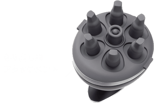 mysé(ミーゼ)ヘッドスパリフト forMEN 電動頭皮ブラシ MS-30G