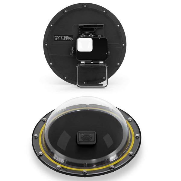 GoPro ドームポート ドームレンズ フローティングハンドグリップ