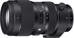 SIGMA 50-100mm F1.8 DC HSM 望遠ズームレンズ (Nikon Fマウント用) 693955