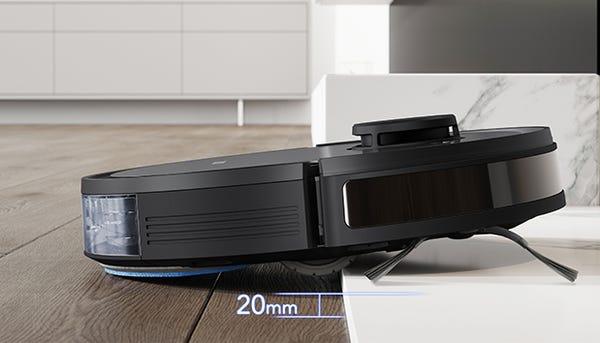 [新品] ECOVACS DEEBOT OZMO950 水拭きもできる家庭用ロボット掃除機