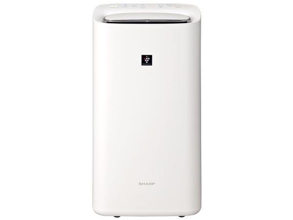 シャープ 除湿機 加湿空気清浄機 5L プラズマクラスター ホワイト KI-ND50-W