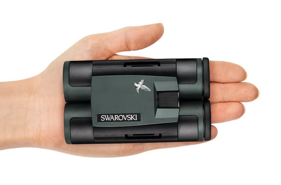 SWAROVSKI スワロフスキー 防水機能付き双眼鏡 CL Pocket 10×25 グリーン 倍率10倍