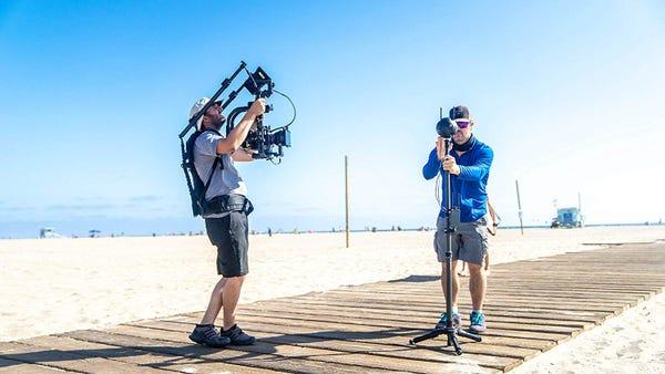 Insta360 Pro2 プロフェッショナル360度カメラ