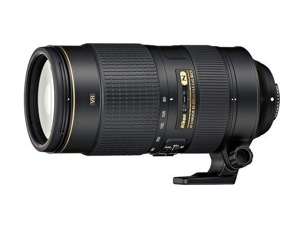 Nikon AF-S NIKKOR 80-400mm f/4.5-5.6G ED VR 望遠ズームレンズ