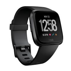 [新品] Fitbit フィットネスリストバンド Versa Black